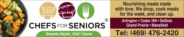 Chefs for Seniors Arlington Grand Prairie