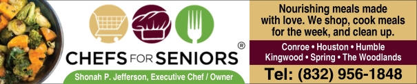 Chefs for Seniors North Houston