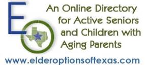 Texas Senior Care and Housing Directory